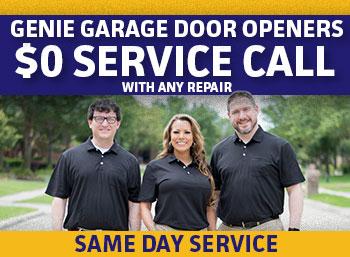 faucett Genie Opener Experts Neighborhood Garage Door