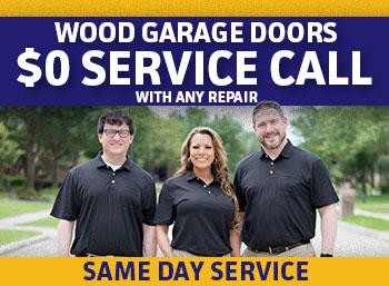 north park Wood Garage Doors Neighborhood Garage Door
